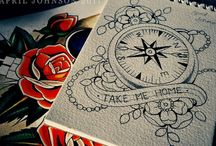 Tattoos <3 / Favorite tattoo designs / by Tyla Fitch