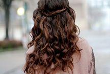 * Haare