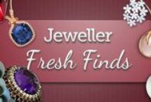 Fresh Finds / Jeweller brings you some of the latest jewellery pieces and watches available to retailers in Australia. Our New Products section has some exciting brands, including Pandora, Karen Walker, Story Jewellery, Thomas Sabo and many more.