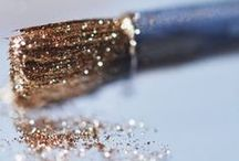 Sparkle & Shine / let the champagne flow, the sequins dazzle and the big bash begin... all you need to do? respondez s'il vous plait.  / by Macy's