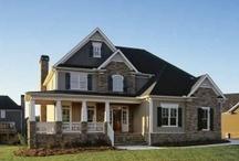 New House Ideas / by Karen Kamauoha