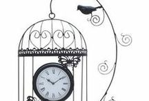 Clocks / by Cindy Connors (Nixon)