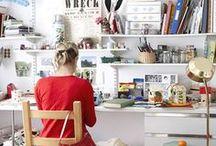 Craft Tips, Storage & Organization / by Liz Cranage