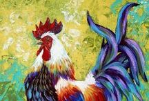 Chickens...& More Chickens / by Sheri Lee