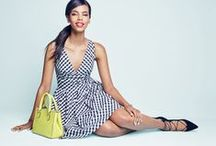 Fashion Spotlight / The season's biggest trends, best styles and brightest stars. / by Macy's