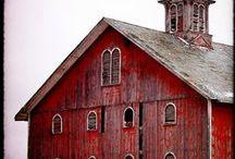 Barns and Mills
