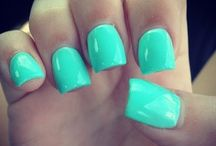 Nails / Nail designs  / by Chanelle Cutler