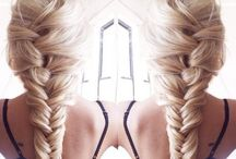 Hair / by Chanelle Cutler