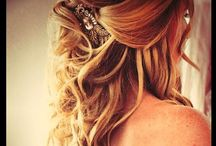 Wedding hair / by Chanelle Cutler
