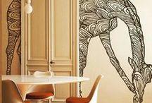 Wall Ideas / by Liz Cranage