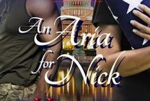 An Aria for Nicholas / Visuals for my current work in progress - a Christian suspense novel