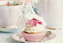 Bridal Shower / Bridal Shower Tea Party Ideas and Games / by Hanna Thompson