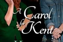 A Carol for Kent / Visual aids for book 3 in the Song of Suspense Series
