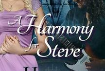 Harmony for Steve / Images for book 4 in the Song of Suspense Series