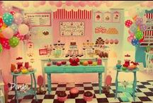 Candy Land / Candy, Decor, and more Candy!