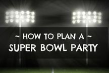 Super Bowl Party Picks / Our favorite recipes and product picks for game day! #superbowl