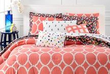 Suite Dreams / A pop of color here... a chic statement piece there... it's time for that dream room of yours to become a reality. From cozy bed sets and cute throw pillows to the perfect decorating ideas to fit your personality, here's a little pin-spiration to get you started! / by Macy's