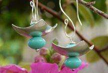 Ethnic jewelry / Ethnic jewelry, ethnic necklace, ethnic, earrings, bracelet, bohemian... Handmade