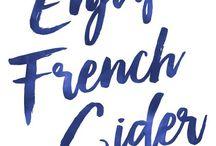 Enjoy Calvados, cidres, ciders, Normandy