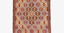 Cicim / One of the most important forms of Kilkitli weaving is cicim. Kilkitli weaving is one of the most common types of Anatolian weaving and produces many different kinds of kilims. These differences come in the forms of both beauty and techniques, one of the most important of which is cicim.