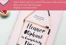 The Expat Book Club | Eleanor Oliphant is Completely Fine / The Expat Book Club's Book of the Month - with our review, discussion guide and recipes and ideas for you to create your own book club event!