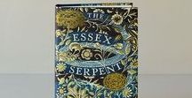The Expat Book Club | The Essex Serpent / Book Club Ideas, The Essex Serpent