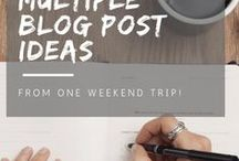Blogging Tips and Advice / Advice from professional bloggers. How to improve