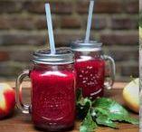 RECEPTEN | smoothies en sapjes / De lekkerste en gezondste groente smoothies en sapjes vind je hier!