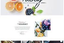 Food WordPress Themes / WordPress Themes für Food Blogs & Websites