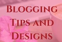 Blogging Tips and Designs / As a blogger I can always tips and tricks. This board collects all the Awesome blogging tips, designs and fonts!
