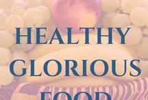 Healthy Glorious Food / Healthy and yummy recipes. Every unhealthy food has its healthy option. I want to show it here :)
