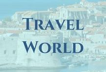 Stress Free Travel World / Beautiful places to visit and experience stress-free environment