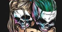 ♦Harley Quinn ♥ Joker♦ / Imagenes de Harley Quinn y The Joker