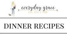Dinner Recipes / I love food, all food, even food that's not paleo.