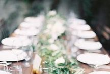 ~feasts come gather ~ / Bringing friends and family together - to share food / by Lou Archell | littlegreenshed