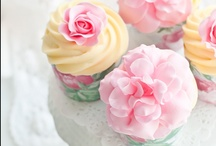 Cupcakes / Everything from visually appealing designs to flavourful cakes.