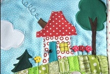 Sewing, Applique, and all sorts of projects. / by Kristen Whicheloe