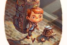 Move Along! / Traveling  / by Amberlee Martin