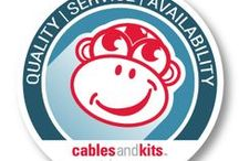 CK Campaigns / Some of our networking/technology and general campaigns. / by CablesAndKits
