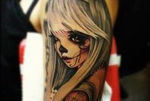 Tattoos / by Gii Gi