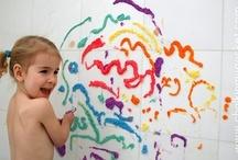 Kids - Activities - Bath Time Fun