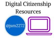 Digital Citizenship / Resources, examples, and ideas for using Digital Citizenship in the classroom via @jsm2272