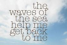 Beach Quotes / A collection of beach quoted.