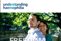Understanding Haemophilia / if you have haemophilia your blood can't coagulate.  400.000 people have haemophilia. Bleeding is painful and mainly into muscles and joints. Over time these bleedings can cause arthritis and disability.