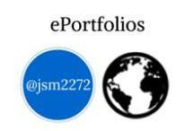 ePortfolios / Creating & using ePortfolios in Education via @jsm2272