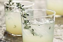 Recipes - sip / What's your tipple? / by Lou Archell | littlegreenshed