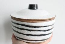 Ceramics / Wabi sabi and hand thrown   / by Lou Archell | littlegreenshed