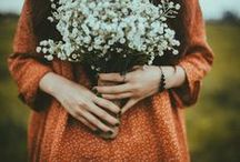 August / Mellow fruitfulness of august... hazy days, sun bleached meadows / by Lou Archell | littlegreenshed