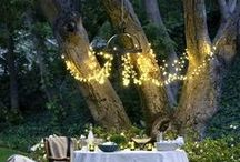 Tablescapes / These are inspiring tablescapes for picnics at Britt Festivals. / by Britt Festivals