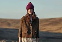 Sartorial - autumn/winter / an eclectic mix of vintage, high street and hand made style for the colder months / by Lou Archell | littlegreenshed